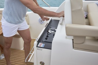 Quicksilver Activ 875 Sundeck � vendre - Photo 4