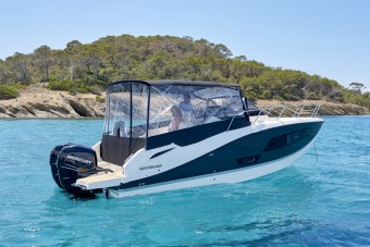 Quicksilver Activ 875 Sundeck � vendre - Photo 13