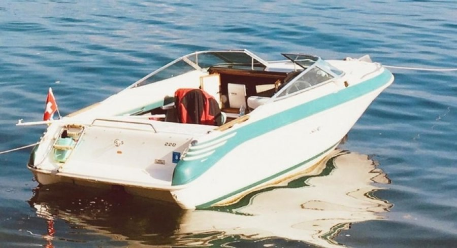 Sea Ray 220 Overnighter per la vendita da