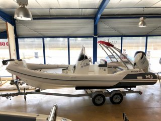 bateau occasion Nuova Jolly Prince 23 BARCARES YACHTING