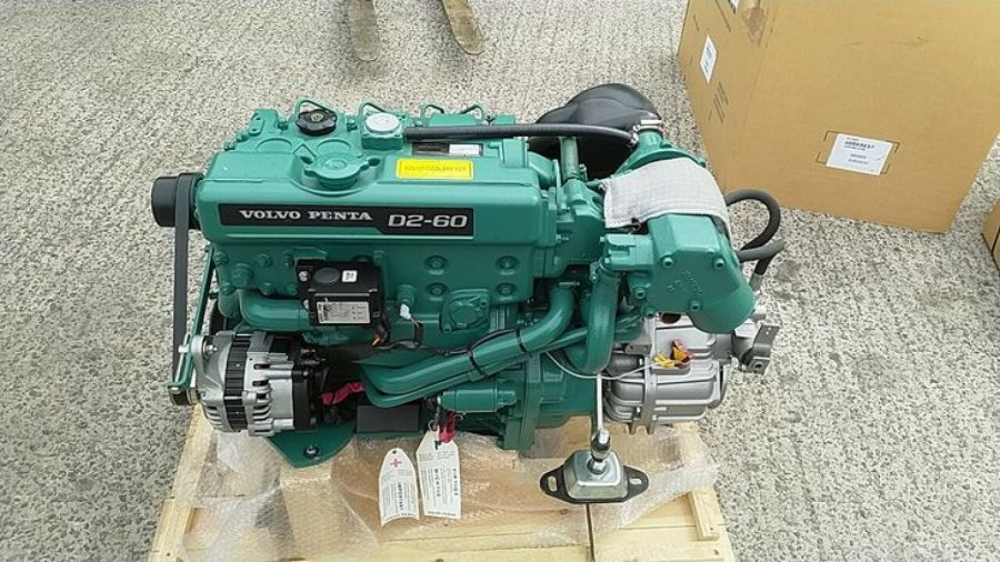 Volvo Penta D2-60 for sale by