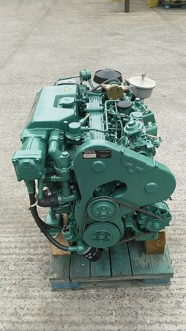 Volvo Penta TMD 22 for sale by