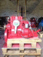 Bukh DV20 Marine Diesel Engine Package used for sale