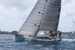 Harley Raceboats Reflex 38 used for sale