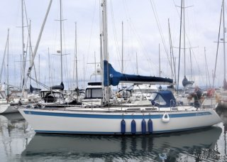 Sweden Yacht 390 used for sale