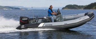 Zodiac Pro Open 650 � vendre - Photo 3