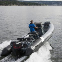 Zodiac Pro Open 650 � vendre - Photo 4