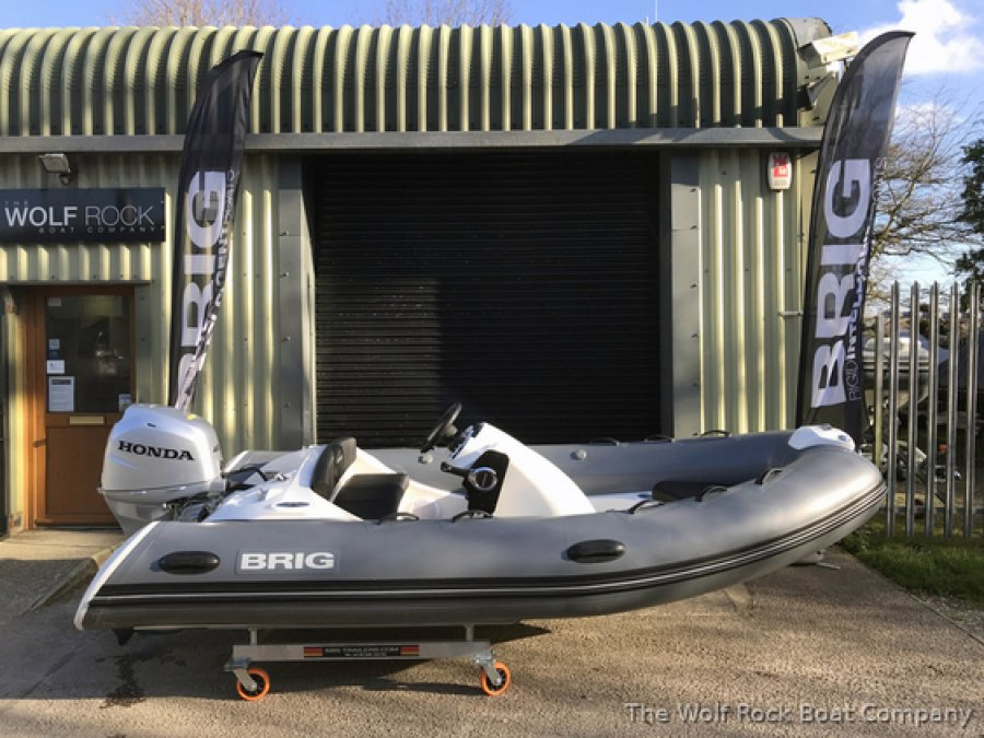 Brig Eagle 380 for sale by