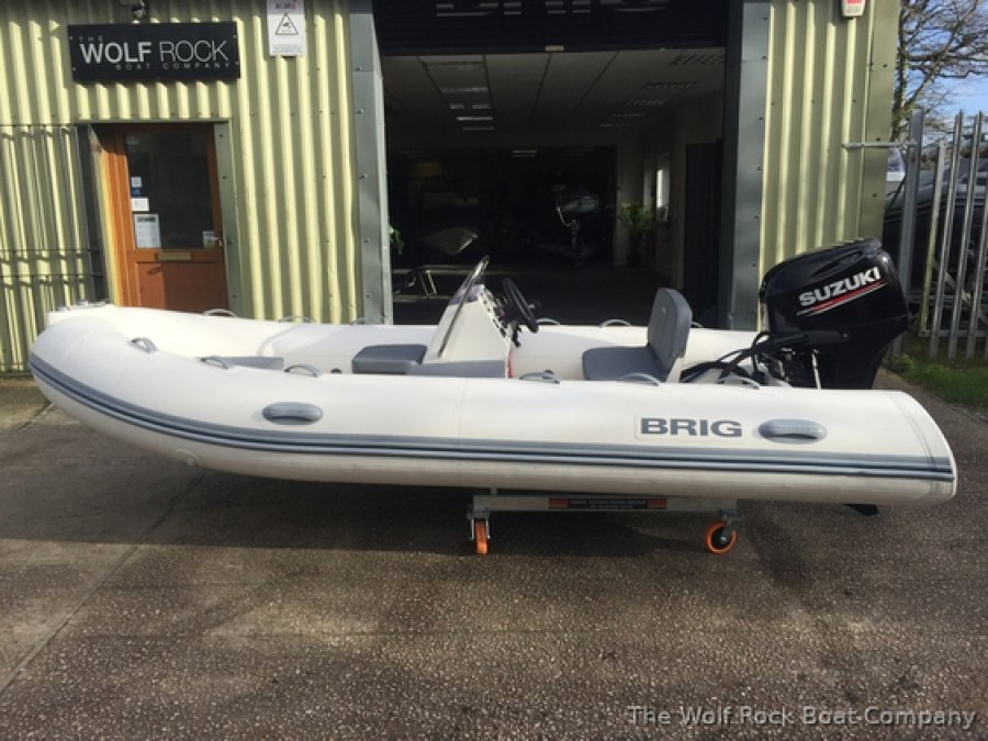 Brig Falcon 420 T for sale by