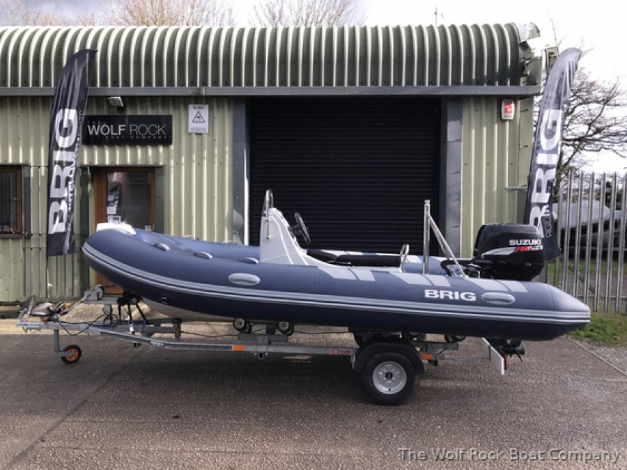 Brig Falcon 450 for sale by
