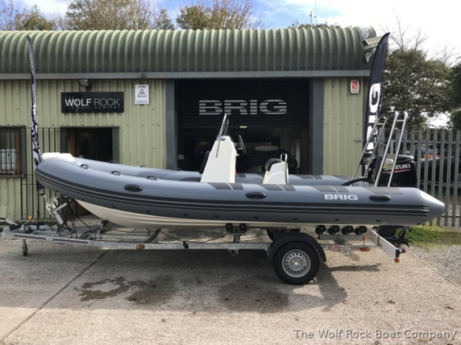 Brig Falcon Rider 570 Luxe for sale by