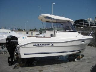 Quicksilver 530 Pilothouse Occasion