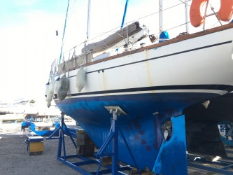 achat voilier Luders Marine Luders 36 Yawl