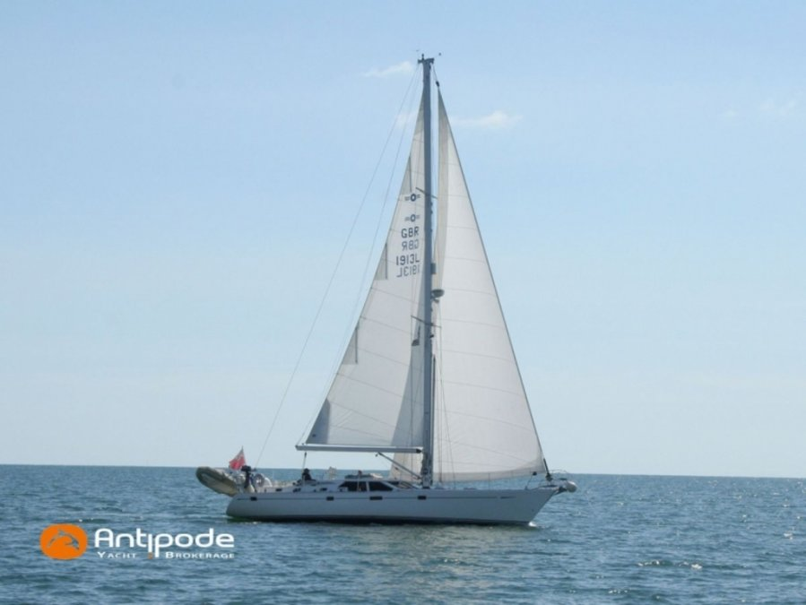 annonce bateau Oyster Oyster 485