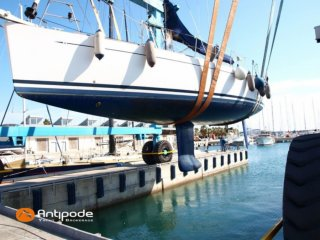 Cantiere Del Pardo Grand Soleil 45 � vendre - Photo 3
