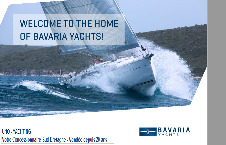 welcome to the home of Bavaria Yachts