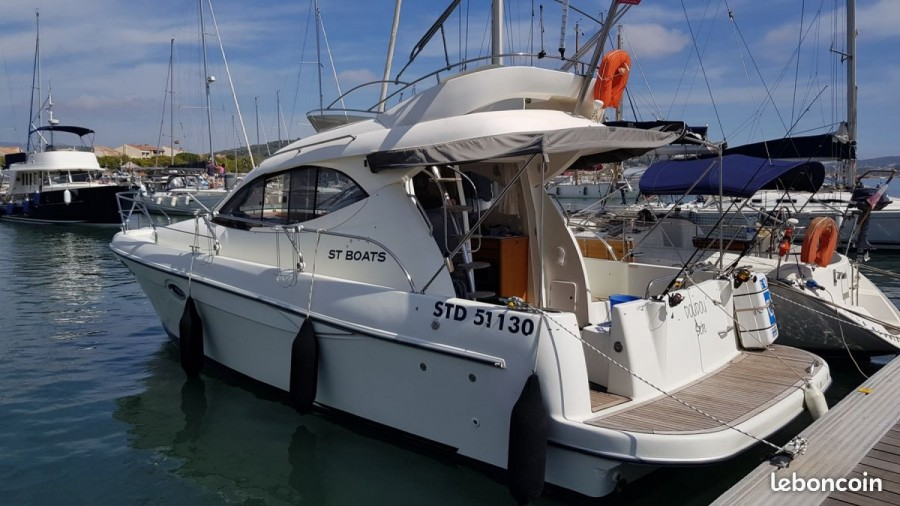 ST Boats 34 Cruiser occasion