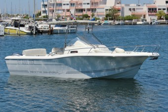 bateau occasion White Shark White Shark 248 APS YACHTING