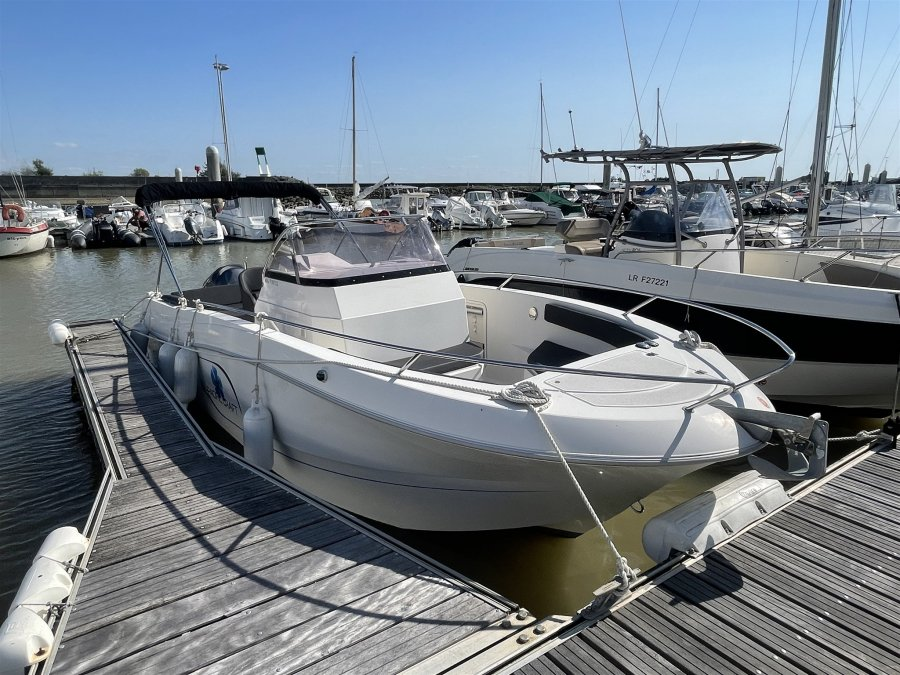 Pacific Craft 750 Open used
