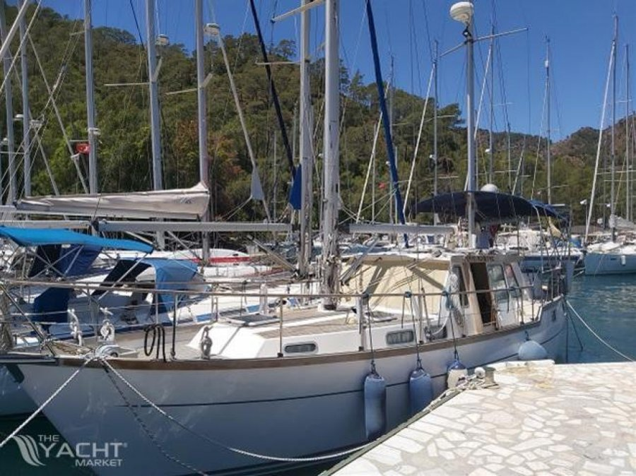 Siltala Yachts Nauticat 38 Ketch for sale by