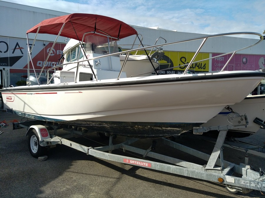 Boston Whaler 20 Outrage occasion