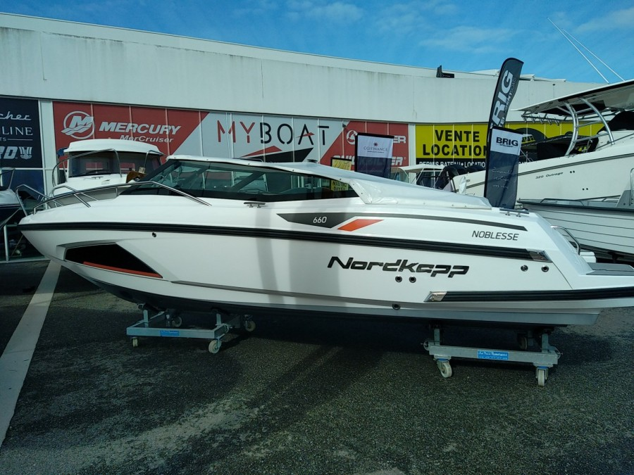 Nordkapp Noblesse 660 nuovo