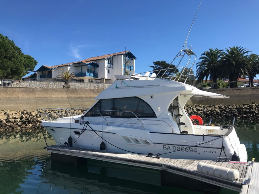 Beneteau Antares 980 used