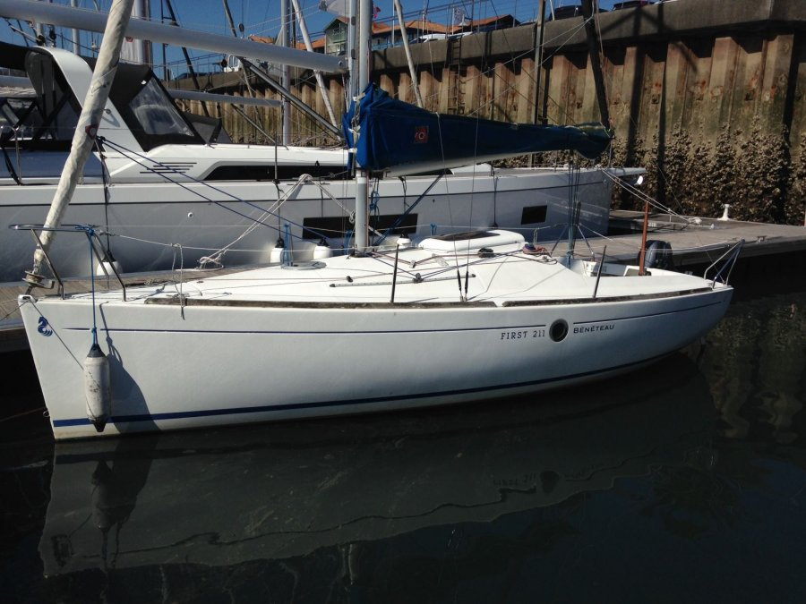 Beneteau First 211 occasion