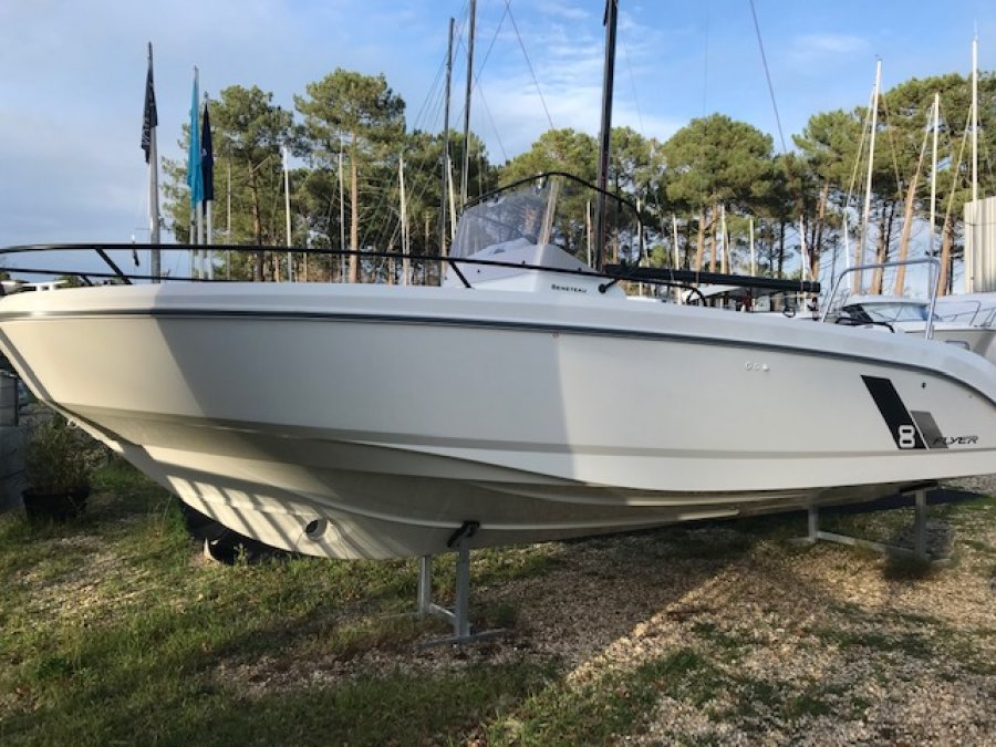 Beneteau Flyer 8 SPACEdeck nuovo