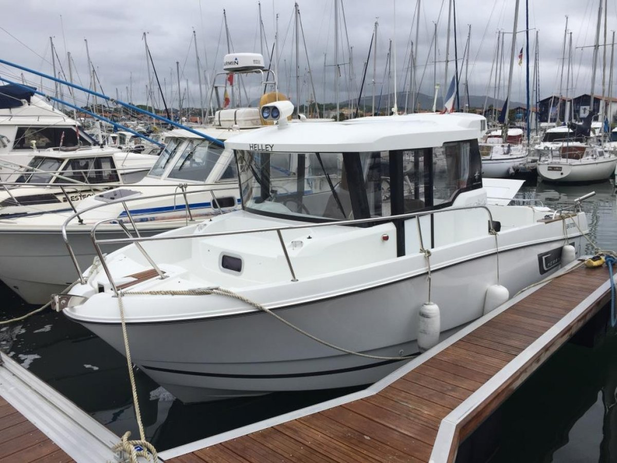 Jeanneau Merry Fisher 755 Marlin Occasion
