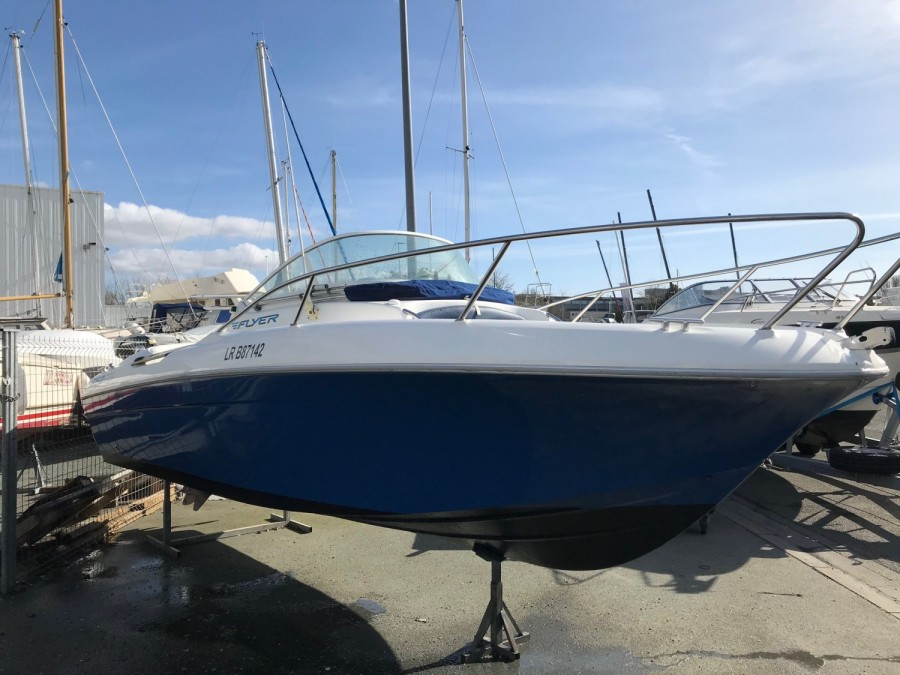 Beneteau Flyer 650 WA tweedehands