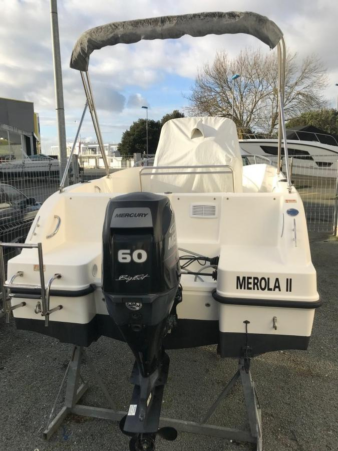 Quicksilver Activ 505 Open used