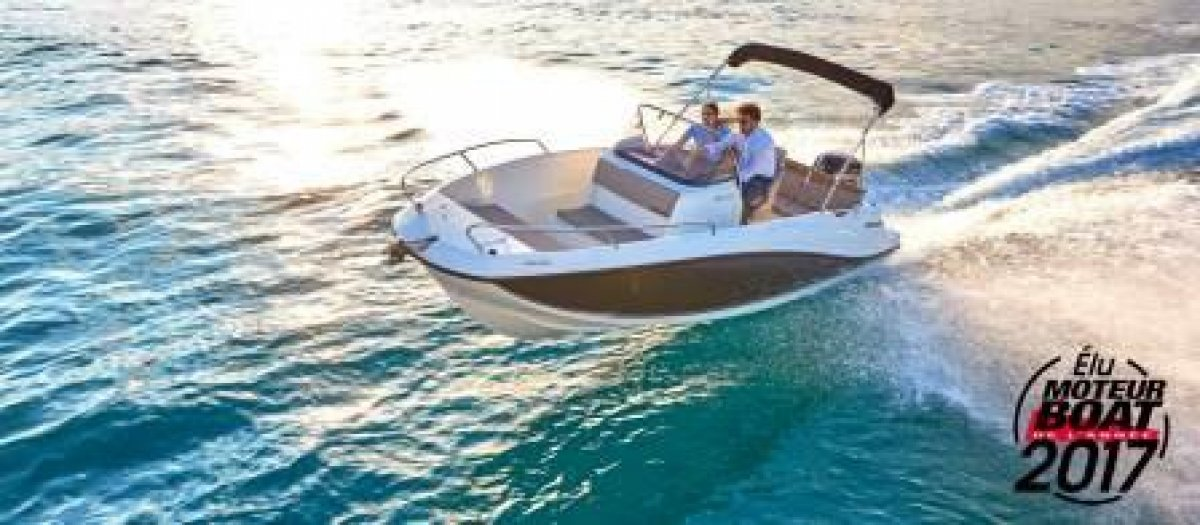Quicksilver Activ 605 Open new