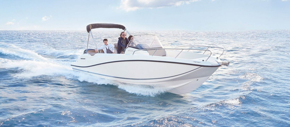 Quicksilver Activ 675 Open new