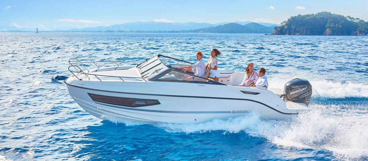 Quicksilver Activ 755 Cruiser new