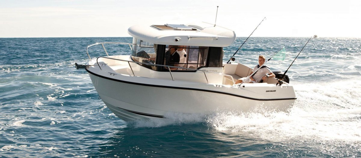 Quicksilver 605 Pilothouse Neuf