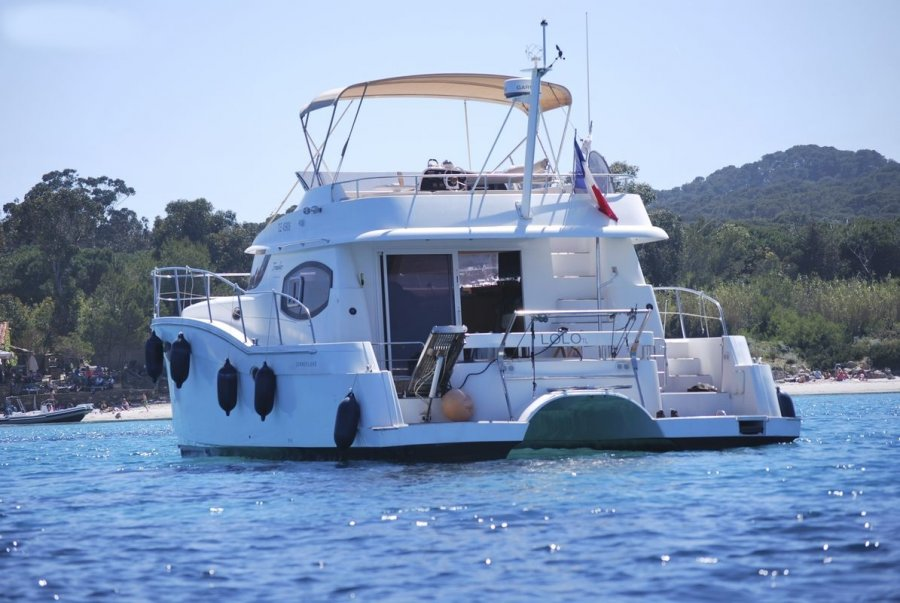 Fountaine Pajot Summerland 40 à vendre par