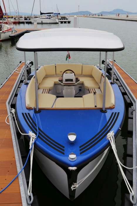 Alfastreet Marine 18 Open for sale by