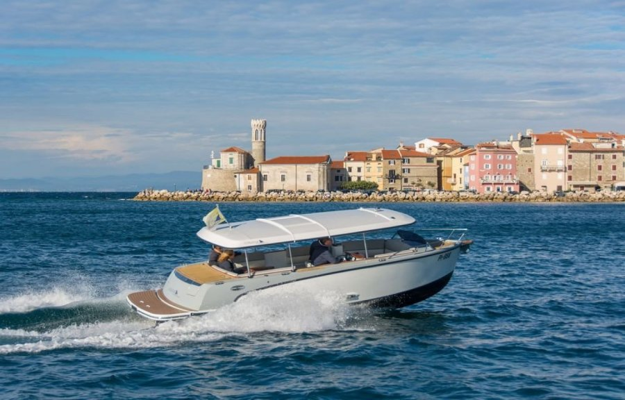 Alfastreet Marine 23 Open for sale by