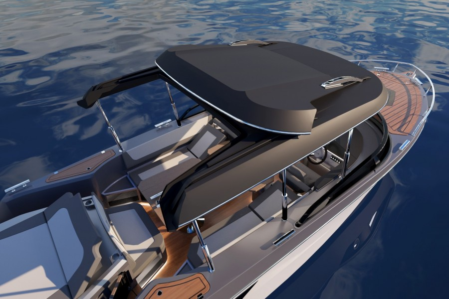 Alfastreet Marine 28 Cabin Sport for sale by
