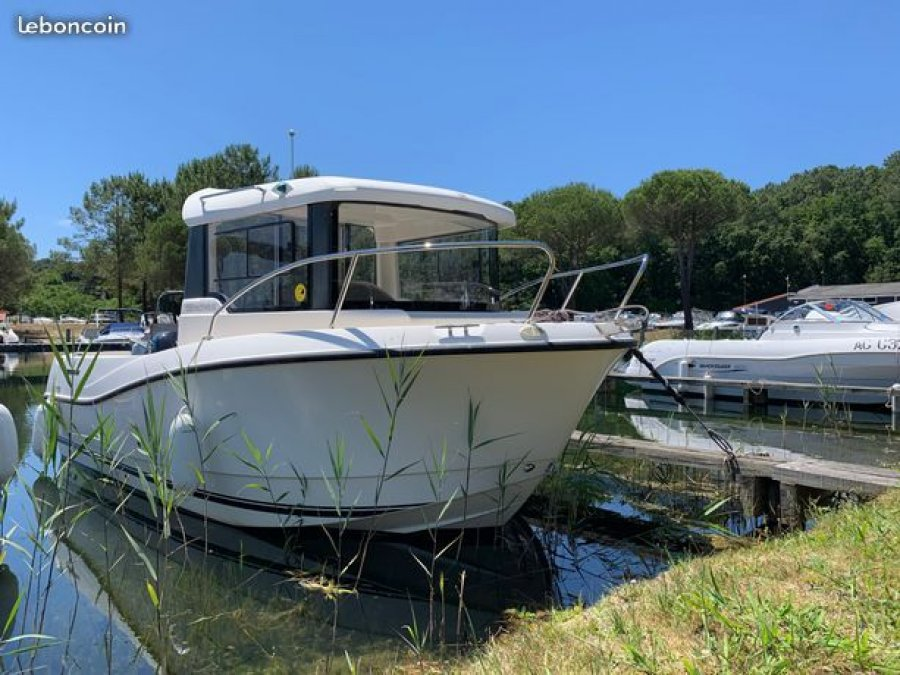Quicksilver Captur 555 Pilothouse à vendre par