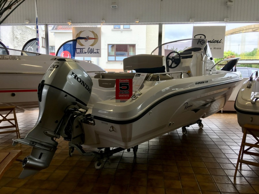 Ranieri Shadow 19 te koop door