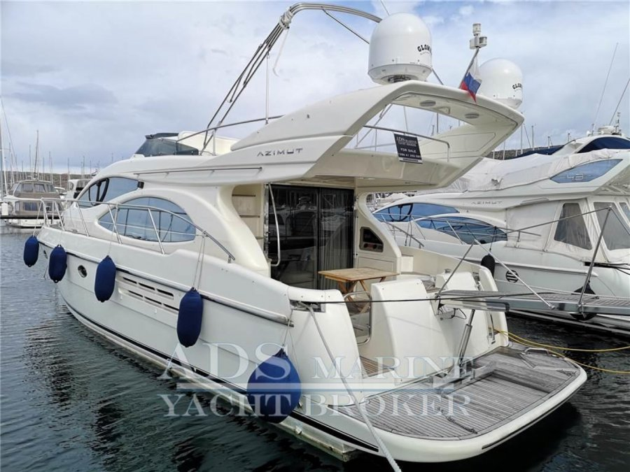 Azimut 46 Fly for sale by