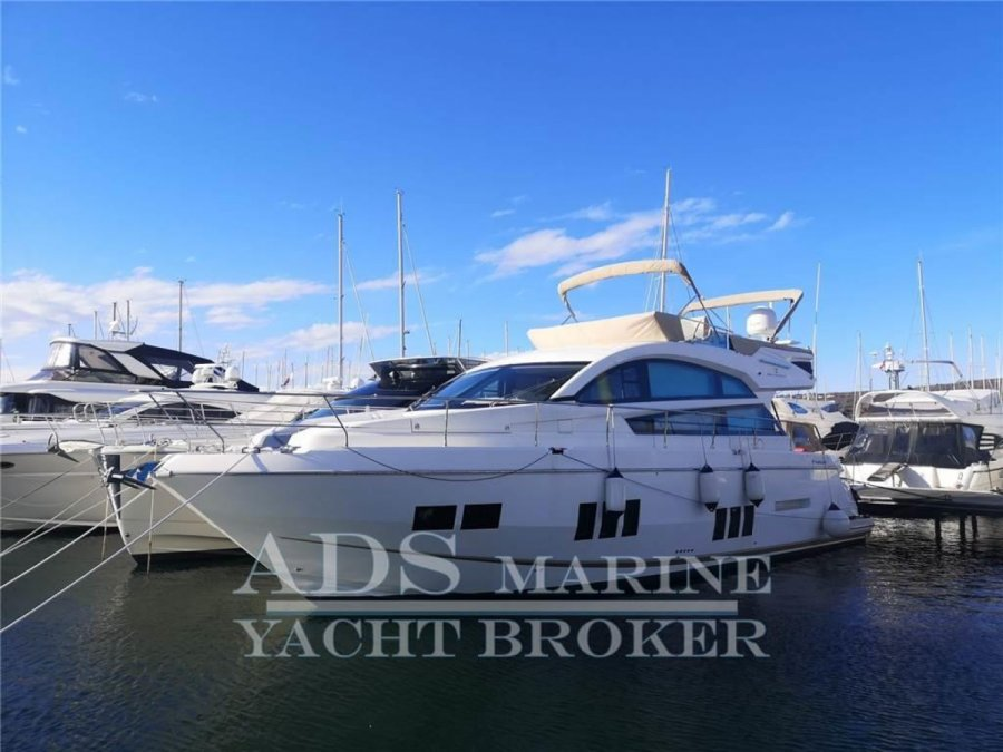 Fairline Squadron 50 for sale by