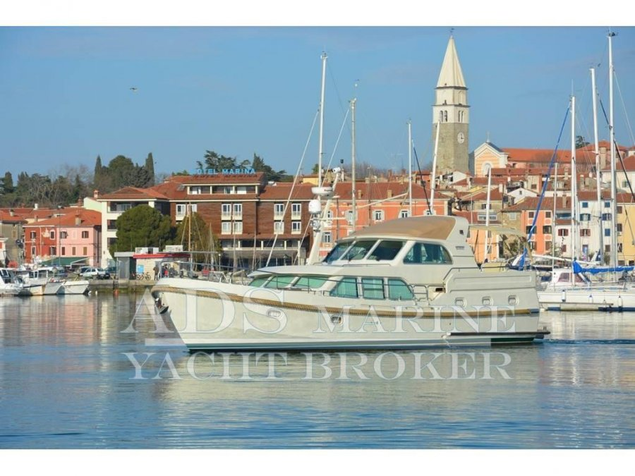 Linssen Grand Sturdy 500 for sale by