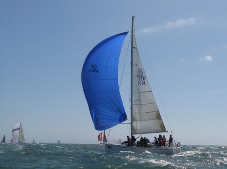 Grand Soleil 37 for sale by