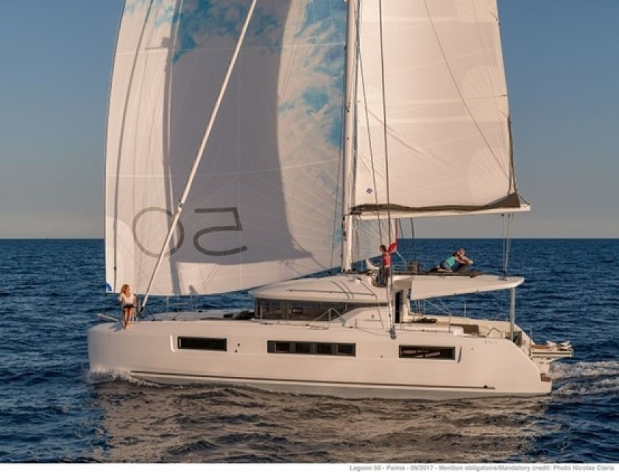 Lagoon 50 for sale by