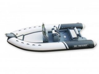 Bateau Pneumatique / Semi-Rigide 3D Tender Lux 635 neuf - YACHTING MEDOC
