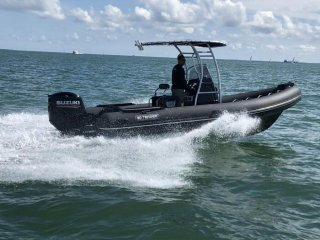 3D Tender Lux 655 Limited Black Edition neuf