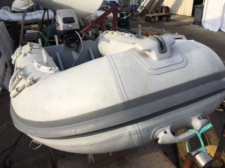 Bateau Pneumatique / Semi-Rigide 3D Tender X Pro 300 occasion - CHANTIER NAVAL YES - MAGASIN BIGSHIP - YES COURTAGE